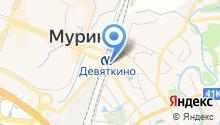 Магазин одежды и сумок на карте