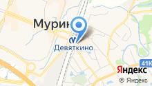Телефон.ру, ЗАО на карте