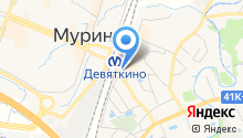 Магазин цветов на Привокзальной площади на карте