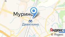BZT на карте