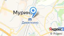 WayCup на карте