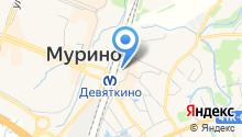 Сеть платных туалетов на карте