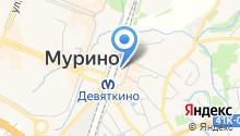 Ориент на карте