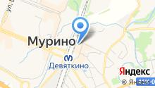 Partik house на карте