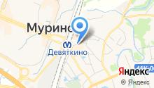 Север-Метрополь на карте