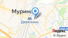 Адвокатский кабинет Борисова М.М. на карте