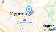 Пулково-Сервис на карте