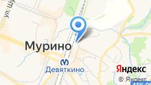 Магазин обуви на Привокзальной площади на карте