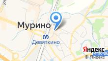 Строй-городок на карте