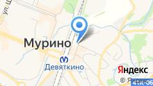 Элитгарден на карте