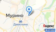 Естный на карте
