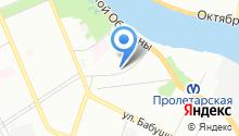 286 Инженерный центр на карте