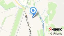 О2 Девелопмент на карте