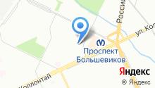 №1366, ЖСК на карте