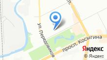 Adsl-сервис на карте