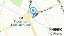 14-я адвокатская консультация Санкт-Петербурга на карте