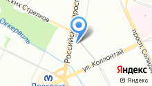 78-auto.ru на карте