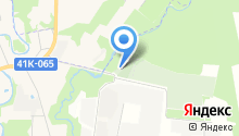 Муринское кладбище на карте