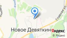 Охта-Сервис на карте