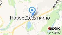 Нотариус Быстров Н.С. на карте