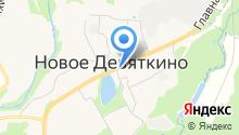 Кондитерская фабрика им. Н.К. Крупской на карте