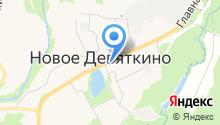 Шапито на карте