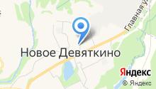 О!Дент на карте
