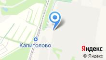 Клим НПК на карте