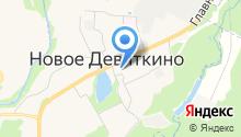 Сеть центров бытовых услуг на карте