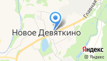 Автостоянка на ул. Славы (Всеволожский район) на карте
