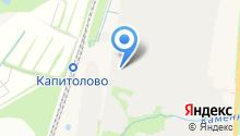СИНТО, ЗАО на карте