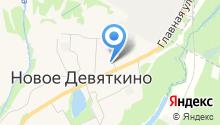 Автомойка на Школьной (Всеволожский район) на карте