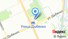 AiStream на карте