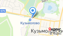 Магазин строительно-садового инвентаря на карте