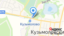 Кузьмоловский хлеб на карте
