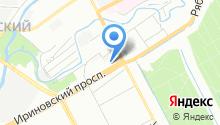 26 отдел полиции Управления МВД Красногвардейского района на карте