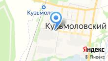 Администрация муниципального образования Кузьмоловское городское поселение на карте