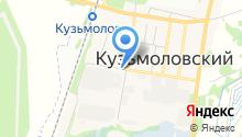Магазин цветов на ул. Рядового Иванова на карте