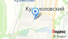 ГСК на карте
