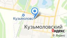 Центр бытовых услуг на ул. Победы на карте