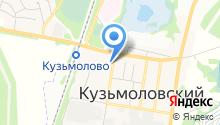 Салон-мастерская на карте