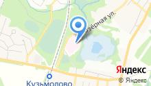 Ленинградский областной онкологический диспансер на карте