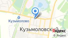 Семишагофф на карте