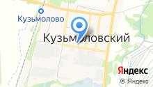 Всеволожская ДЮСШ на карте