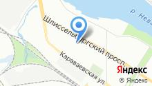 1492, ЖСК на карте