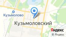 Магазин подарков на Молодёжной (Всеволожский район) на карте