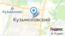 Почтовое отделение №663 на карте
