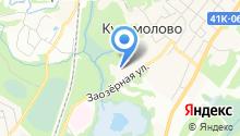 Кузьмолово, ТСЖ на карте