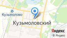 Жилищно-коммунальная компания на карте