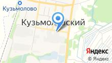 ТК ТрансИнерт на карте